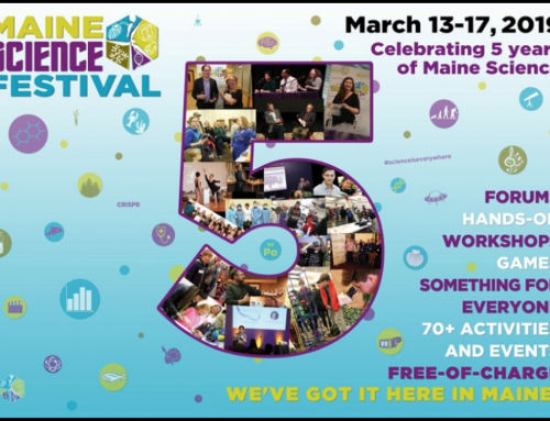 Science comes alive with MSF – Maine Science Festival to mark fifth year