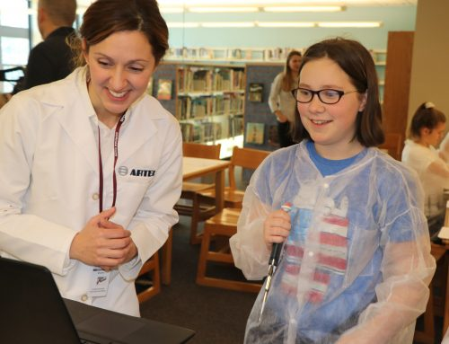 ME Bioscience Day Reaches Thousands of Maine Middle School Students