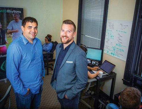 In Portland, MedRhythms and Roux Institute team up on research, talent development